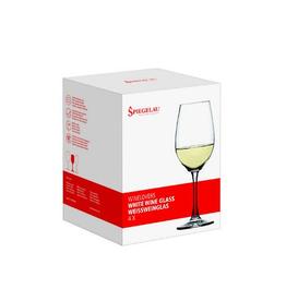 True Fabrications White Wine Glass, Set 4