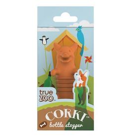 True Fabrications Corki Bottle Stopper