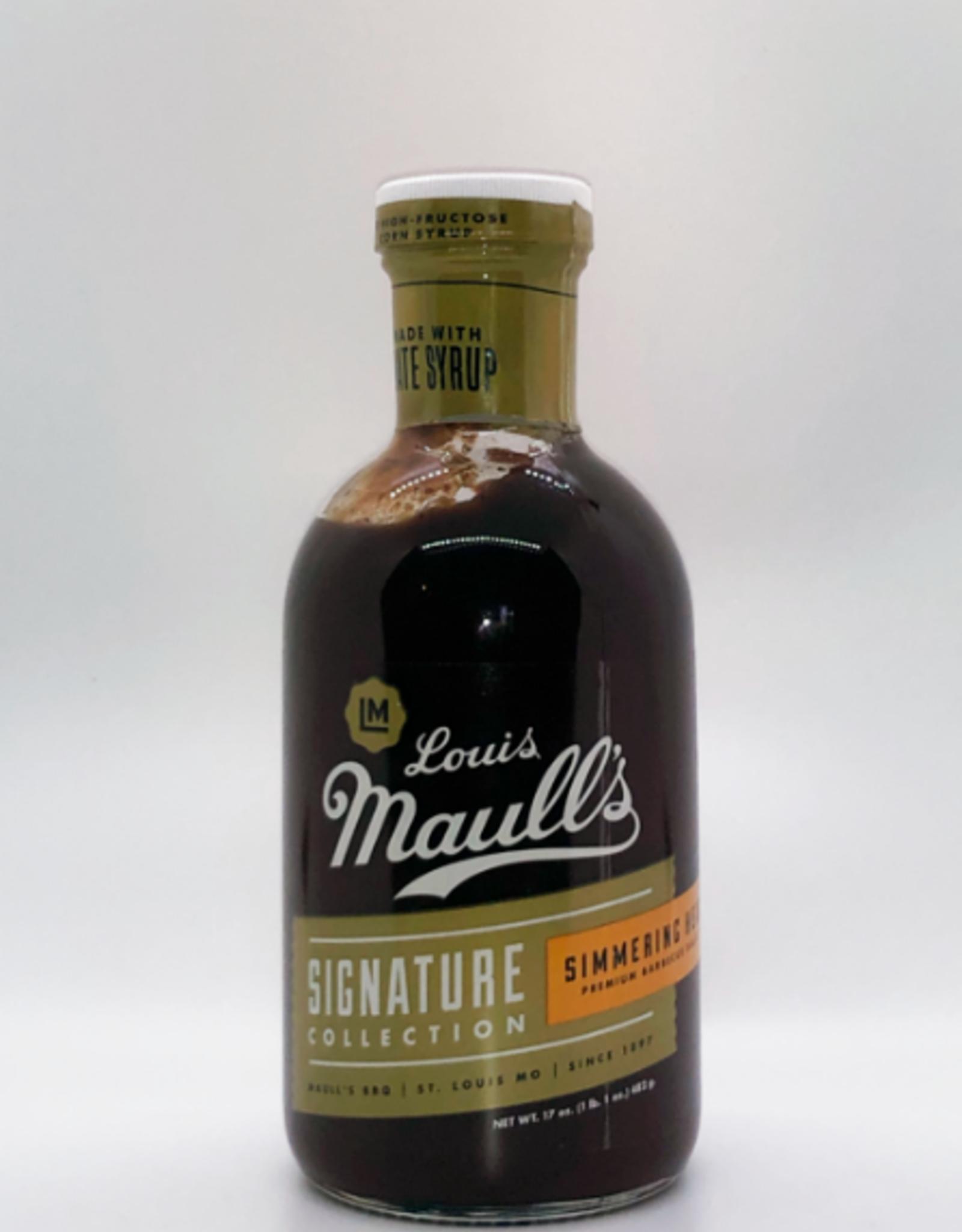 Maull's Maull's BBQ Sauce, Simmering Heat