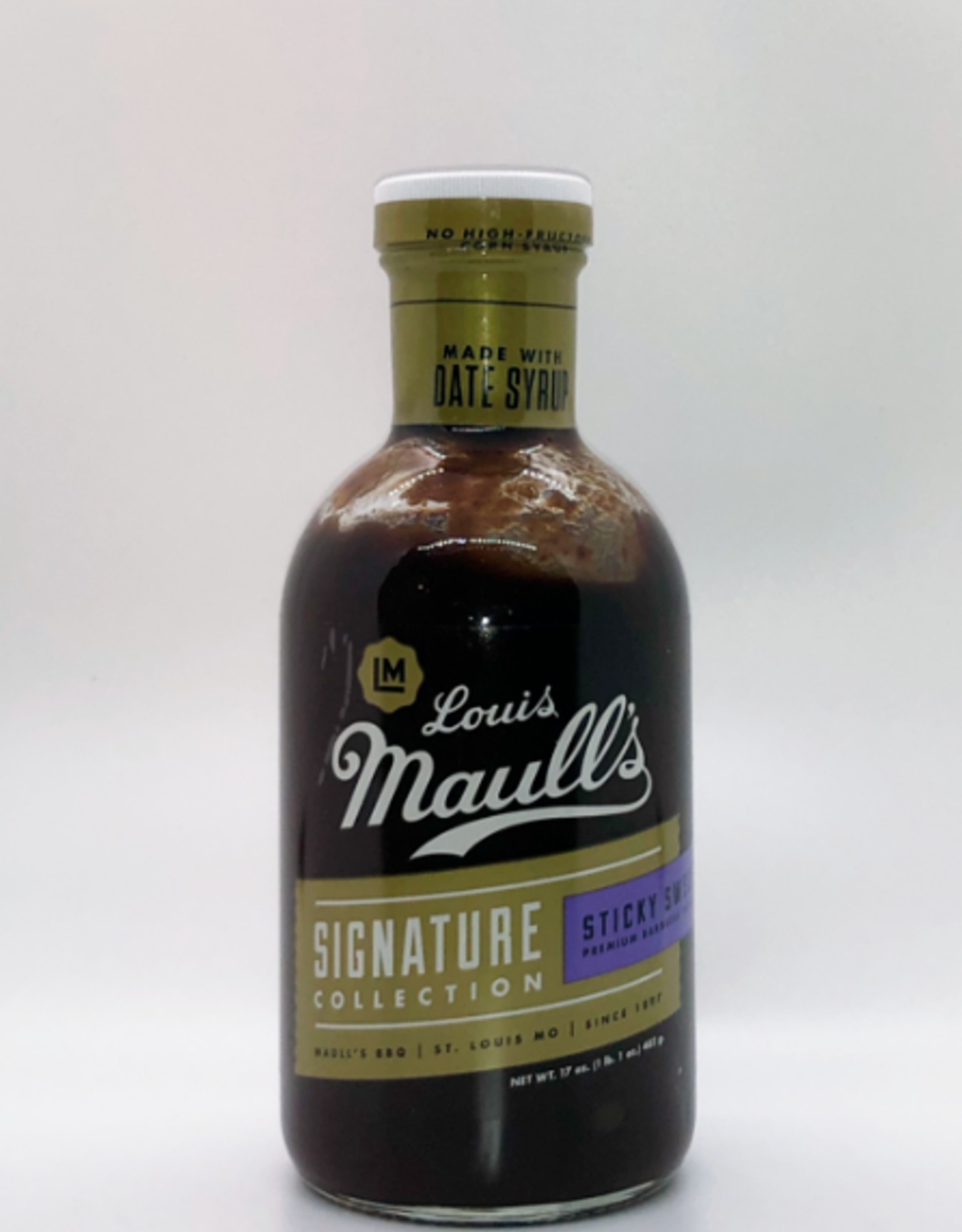 Maull's Maull's BBQ Sauce, Sticky Sweet