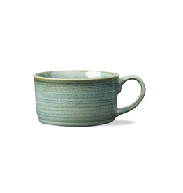 Tag Soup Mug, Celadon Green