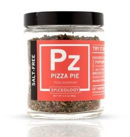 Spiceology Pizza Pie, Salt Free