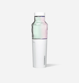 Corkcicle Corkcicle Hybrid Canteen 20oz, Matte White