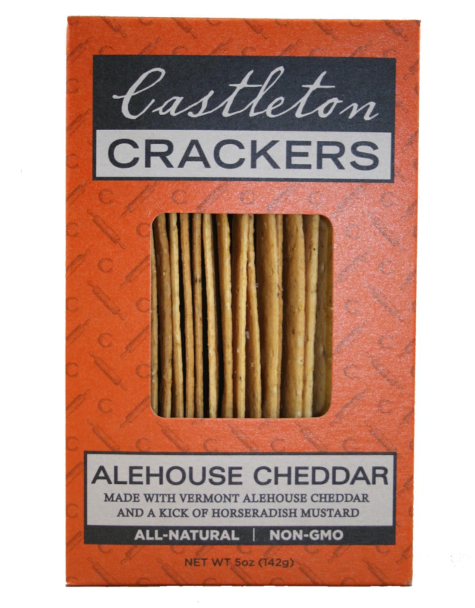 Merrill Foods Castleton Crackers, Alehouse Cheddar