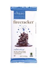 Merrill Foods Chuao Chocolatier, Dark Chocolate w/Chipotle, Salt, Popping Candy