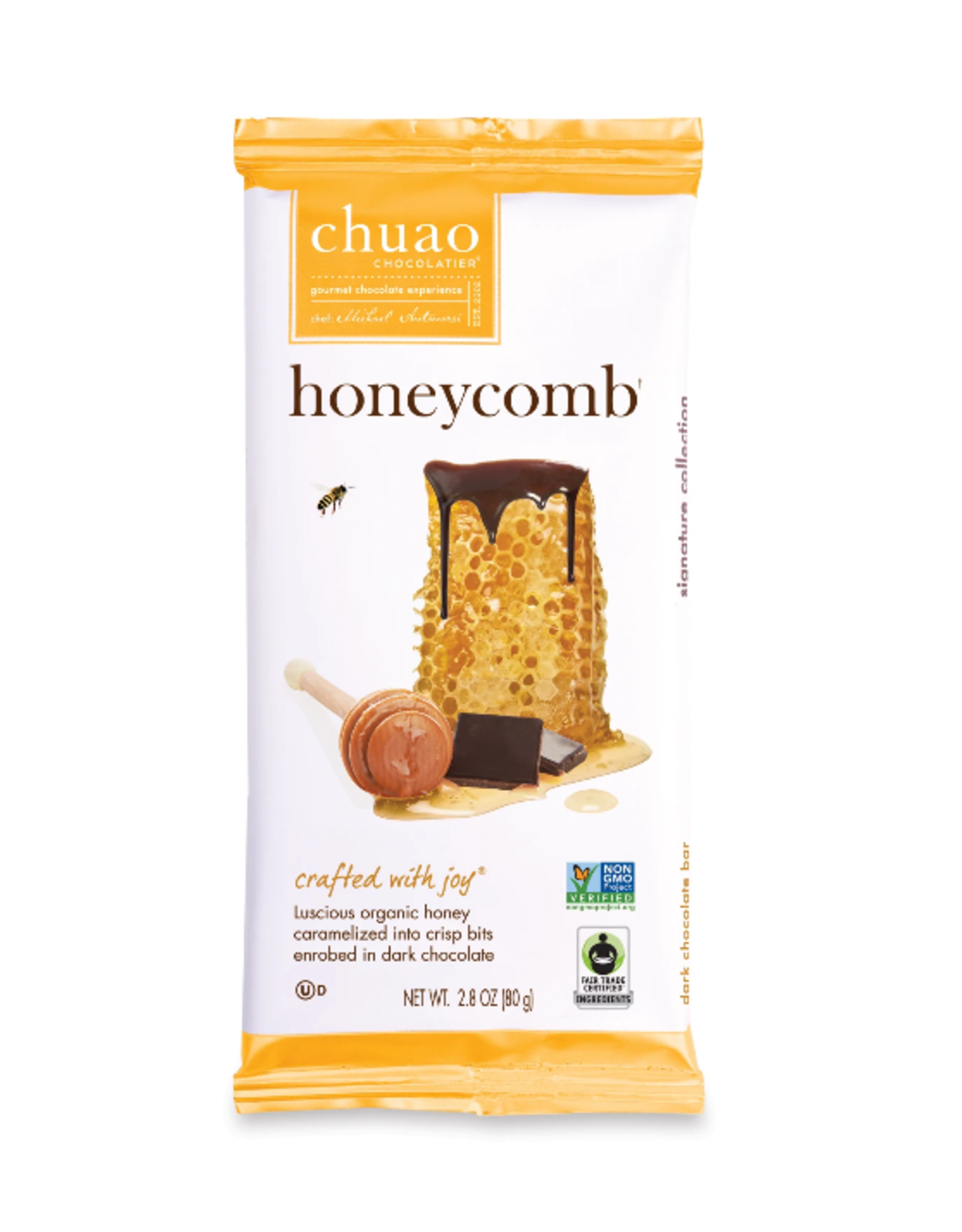 Merrill Foods Chuao Chocolatier, Honeycomb