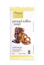 Merrill Foods Chuao Chocolatier, Pretzel Toffee Twirl