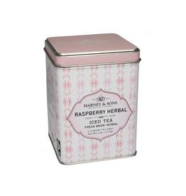 Harney & Sons Raspberry Herbal Iced Tea, Tin