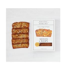 Merrill Foods Rustic Bakery Artisan Crisp, Citrus, Ginger, & Thyme