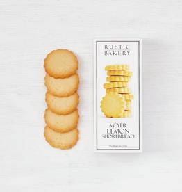Merrill Foods Rustic Bakery Meyer Lemon Shortbread Cookies