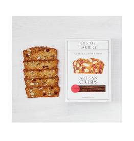 Merrill Foods Rustic Bakery Artisan Crisp, Tart Cherry, Cacao Nib & Almond