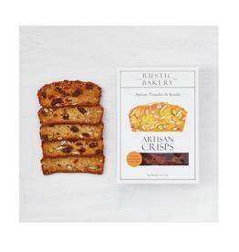 Merrill Foods Rustic Bakery Artisan Crisp, Apricot, Pistachio & Brandy
