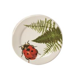"""Tag Plate  7"""" - Ladybug"""