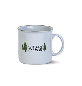 Tag Mug - Feelin' Pine