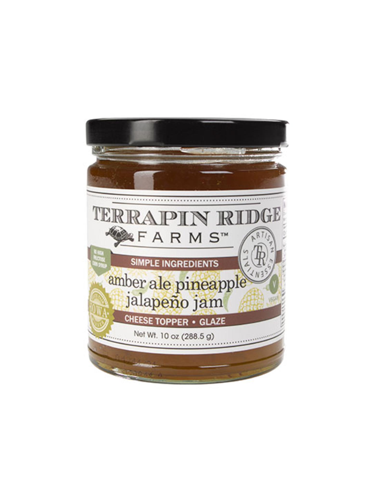 Terrapin Ridge Amber Ale Pineapple Jalapeno Jam