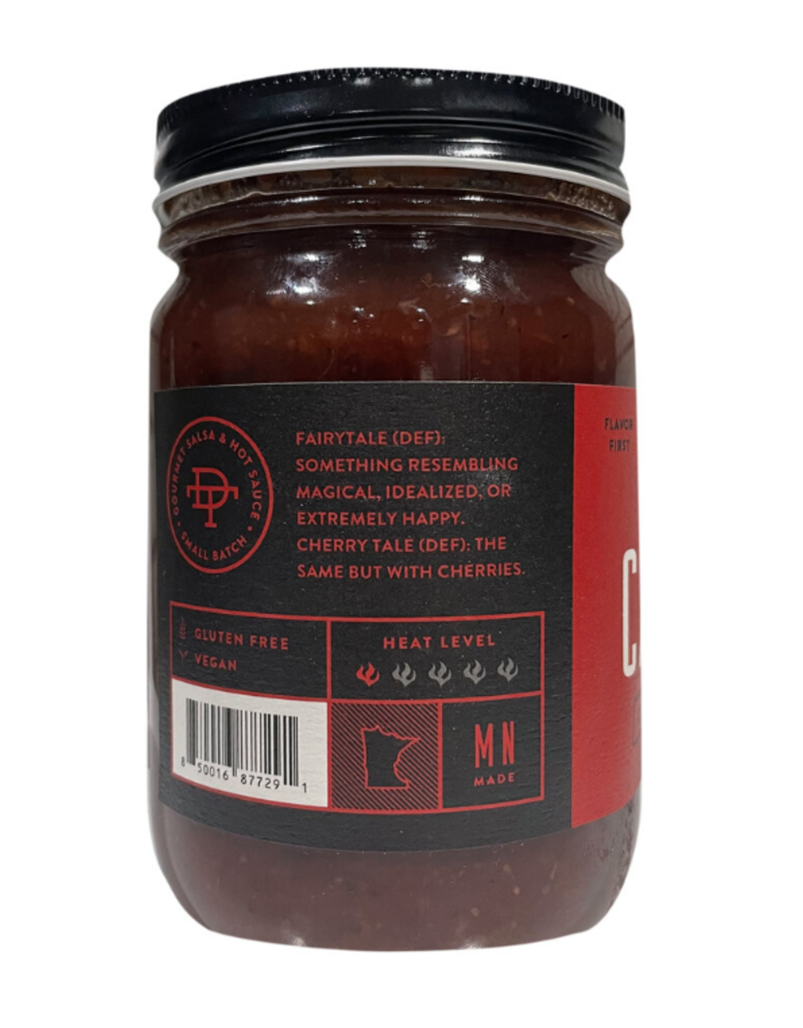 Double Take Salsa Cherry Tale Cherry Chipotle