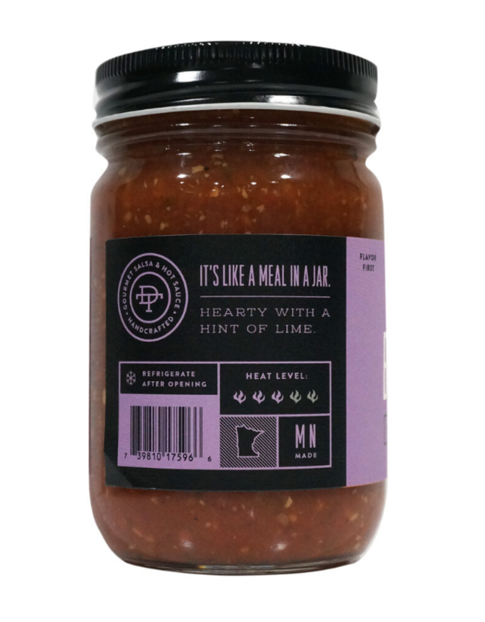 Double Take Salsa Bewitched Black Bean Salsa