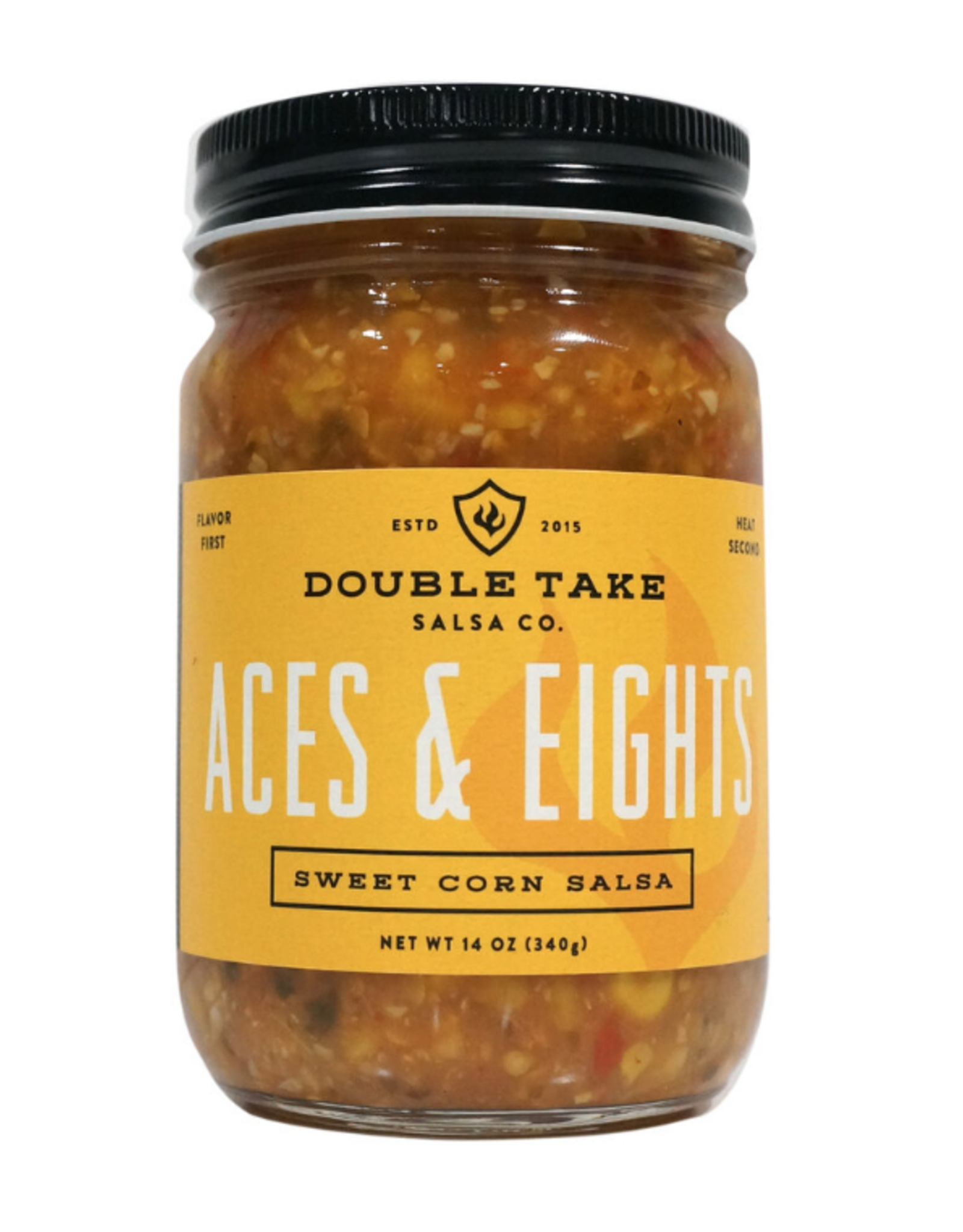 Double Take Salsa Aces & Eights Sweet Corn Salsa