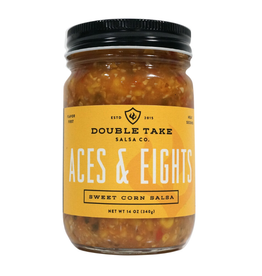 Double Take Salsa Aces & Eights Sweet Corn Salsa