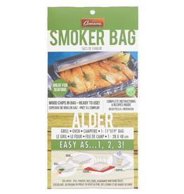 Cameron's Smoker Bag, Alder