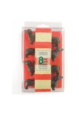 Charcoal Companion Dog Corn Holders