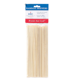 Harold Import Company Inc. Bamboo Skewers, 8""