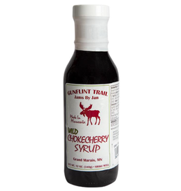 Jams By Jan Gunflint Trail Syrup, Chokecherry