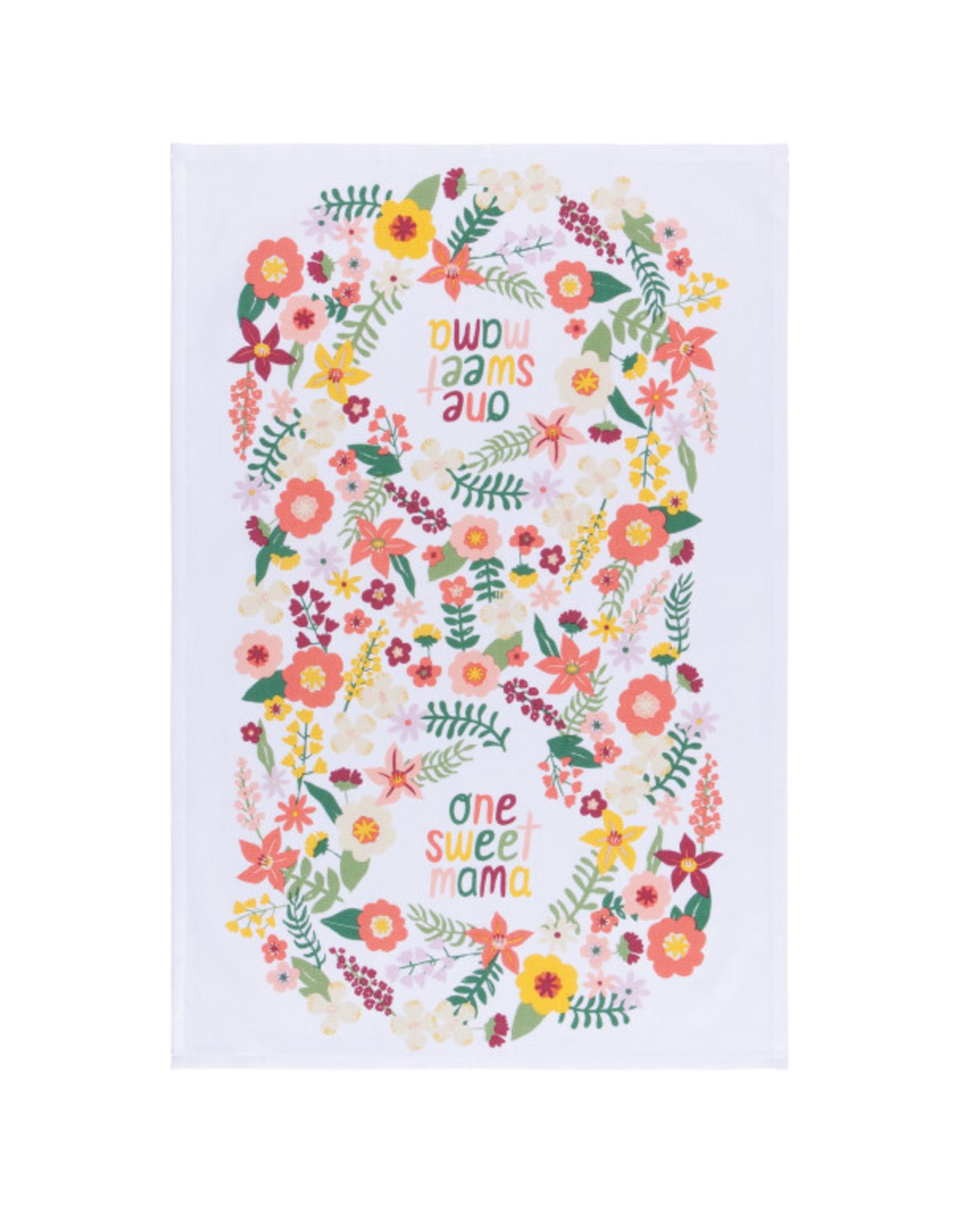 Now Designs Dishtowel, Sweet Mama