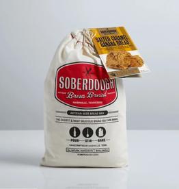 Soberdough Soberdough, Salted Caramel Banana Bread