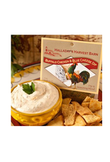 Halladay's Harvest Barn Buffalo Chicken & Blue Cheese Dip