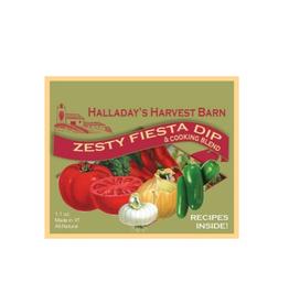 Halladay's Harvest Barn Zesty Fiesta Dip