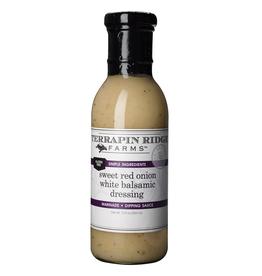 Terrapin Ridge Sweet Red Onion White Balsamic Dressing
