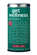 The Republic of Tea Get Wellness No. 11 Immunity Tea, 36 Bag Tin