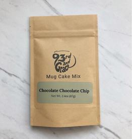 On 93rd and Grace Mug Cake Mix - Chocolate Chip