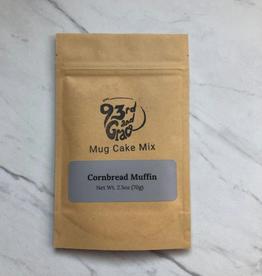 On 93rd and Grace Mug Cake Mix - Corn Bread Muffin