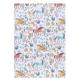 Now Designs Dishtowel, Unicorn