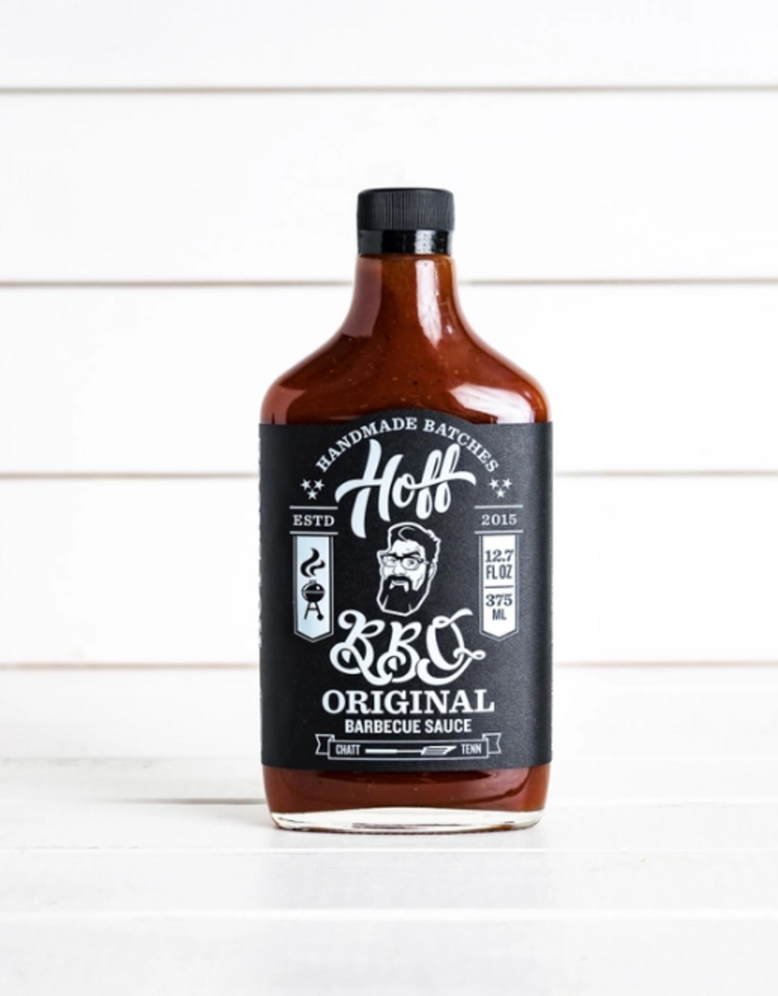 Hoff & Pepper Hoff's Original Molasses BBQ Sauce 12oz