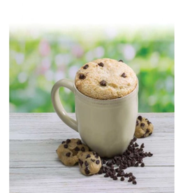 molly&you Choc Chip Cookie Dough Cake Microwave Single