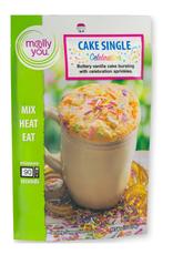 molly&you Celebration Cake Microwave Single