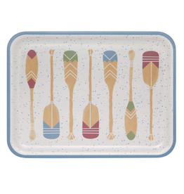 Now Designs Serving Tray, Lake Life