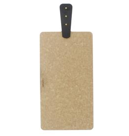 Epicurean Handy Boards, Riveted Handle, Natural/Slate 14x7.5