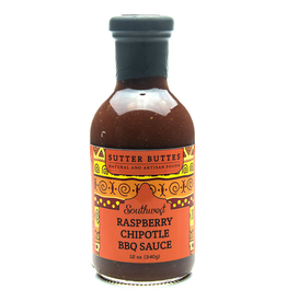 Sutter Buttes Southwest Rasp Chipotle BBQ Sauce
