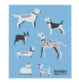 Now Designs Swedish Dishcloth, Dog Days