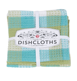 Now Designs Dishcloth Set, Leaf
