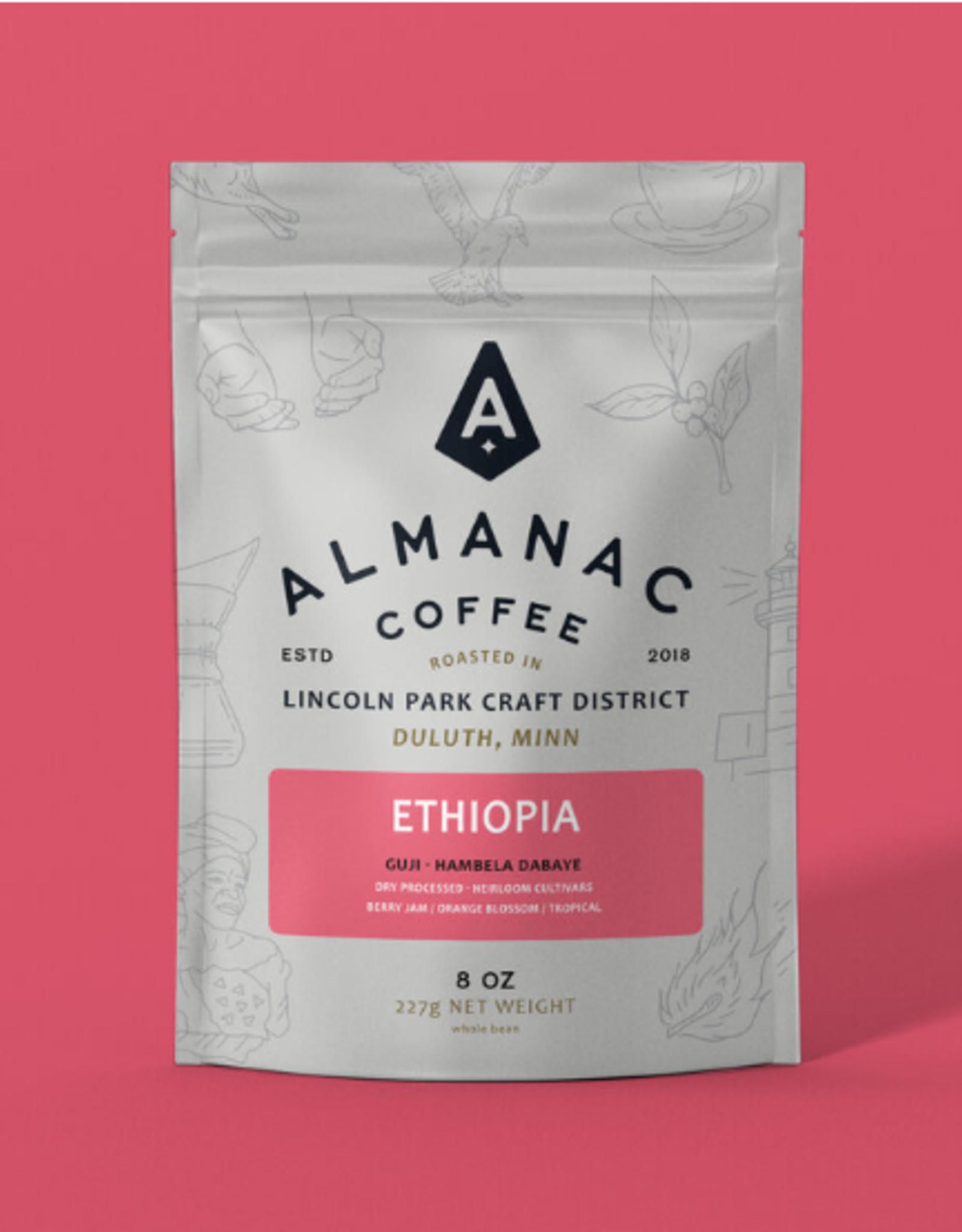 Almanac Coffee Almanac Coffee, Ethiopia
