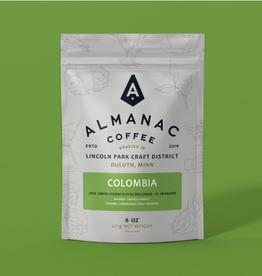 Almanac Coffee Colombia, Almanac Coffee