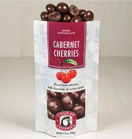 Chukar Cherry Company Cabernet Cherries Dark Choc 6.75oz