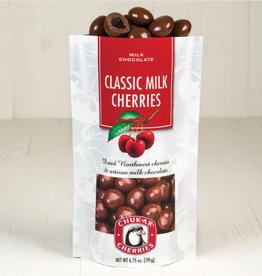Chukar Cherry Company Classic Milk Choc Cherries 6.75oz