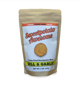 Sweetpotato Awesome Dill & Garlic Sweetpotato 2oz