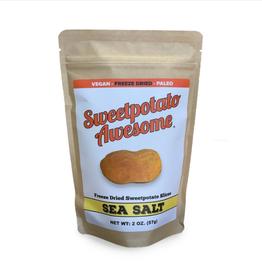 Sweetpotato Awesome Sea Salt Slices Sweetpotato 2oz